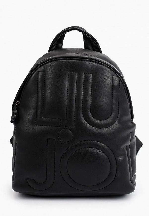 рюкзак liu jo для девочки, черный