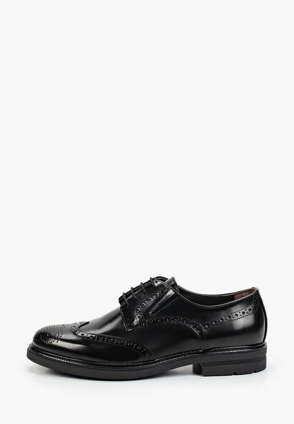 мужские туфли s.oliver, черные