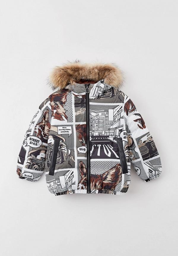 Куртка утепленная Gulliver 22108GJC4102 фото