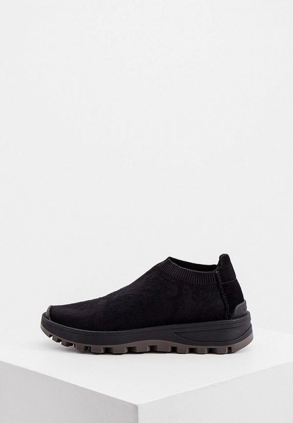 Кроссовки Etro черного цвета