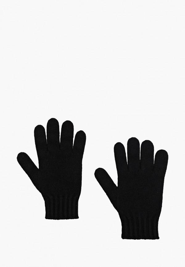перчатки united colors of benetton для мальчика, черные