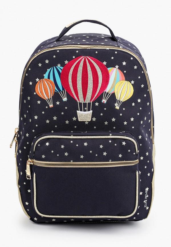 рюкзак jeune premier для девочки, синий
