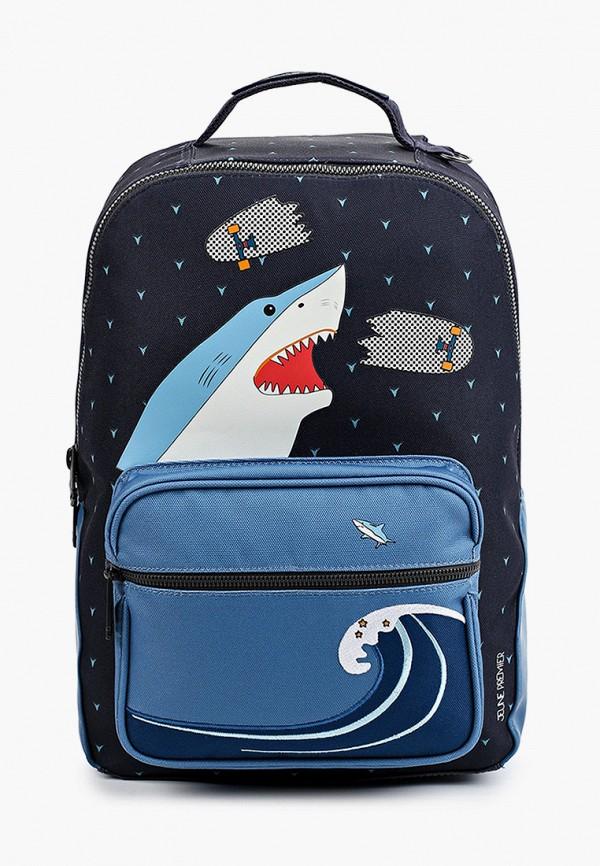 рюкзак jeune premier для мальчика, синий