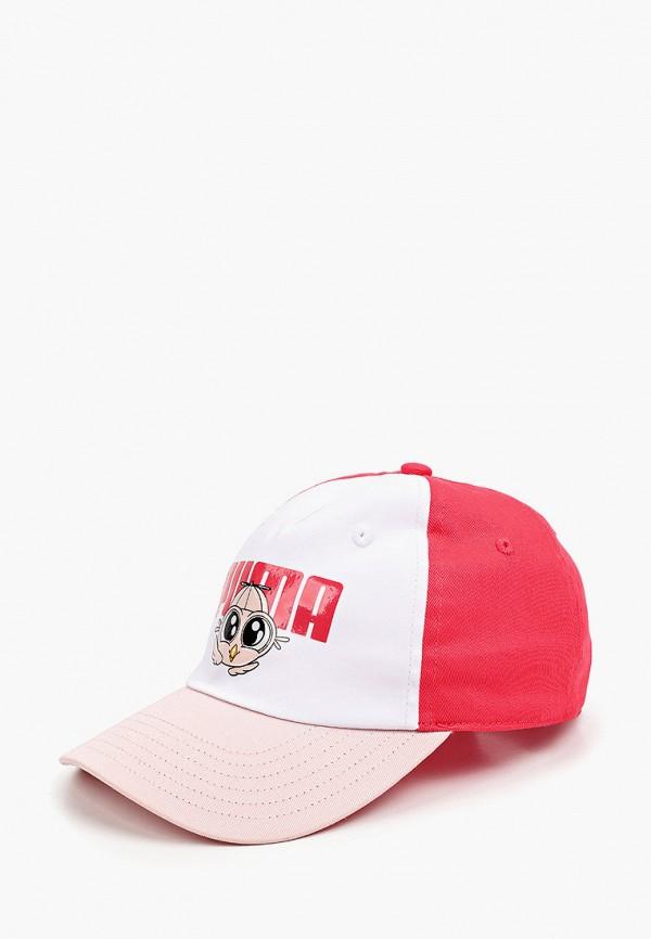 Бейсболка PUMA розового цвета