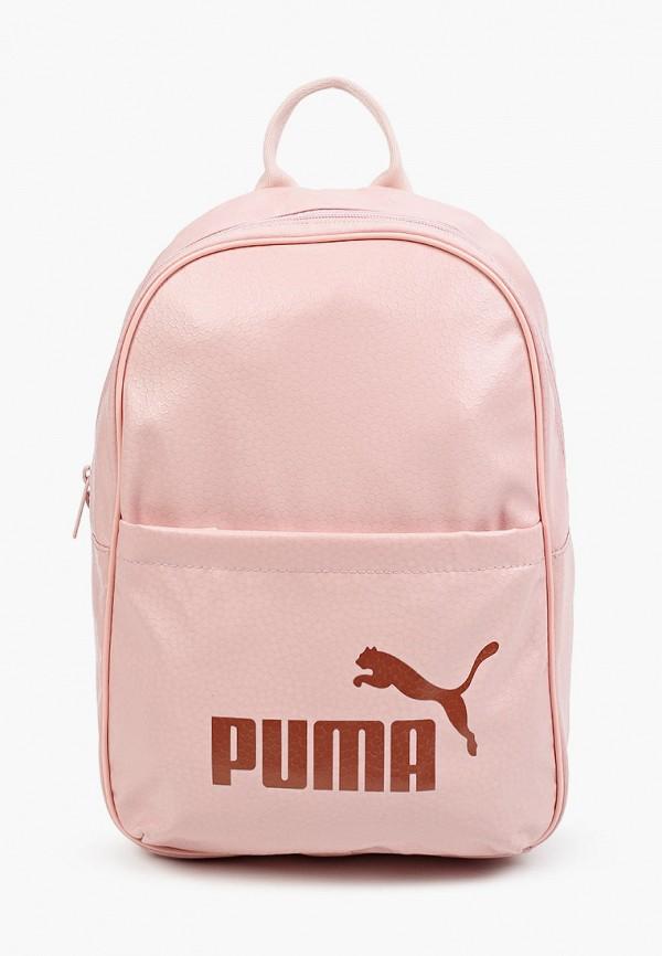 Рюкзак PUMA розового цвета
