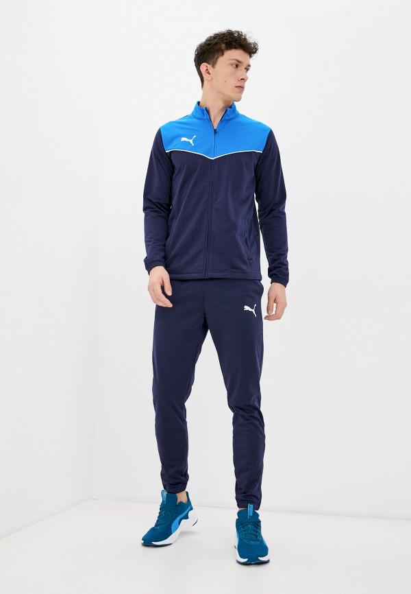 Костюм спортивный PUMA синего цвета