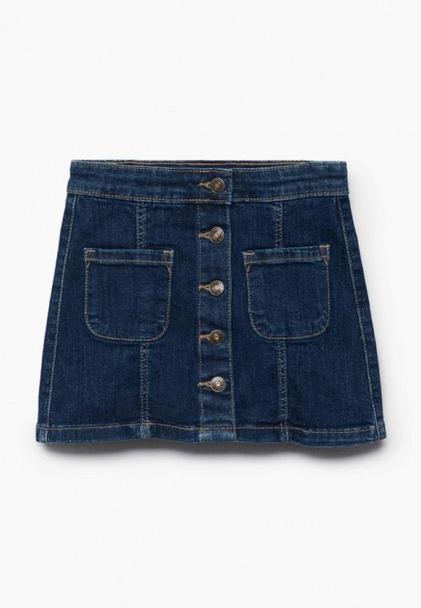 Юбка джинсовая Mango Kids 17054760 фото