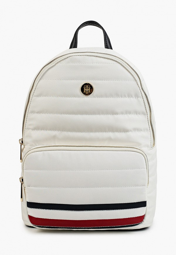 Рюкзак Tommy Hilfiger белого цвета