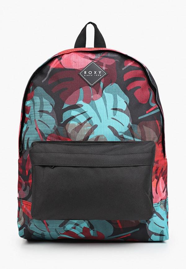женский рюкзак roxy, разноцветный