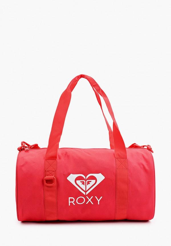 женская сумка roxy, красная