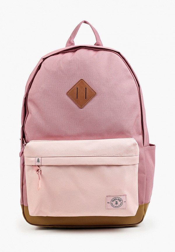 женский рюкзак parkland, розовый