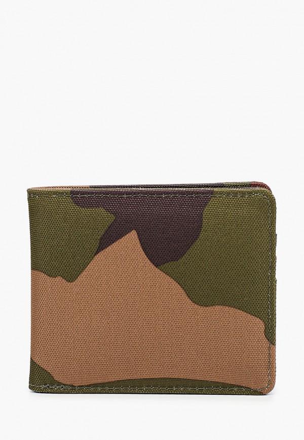женский кошелёк parkland, хаки