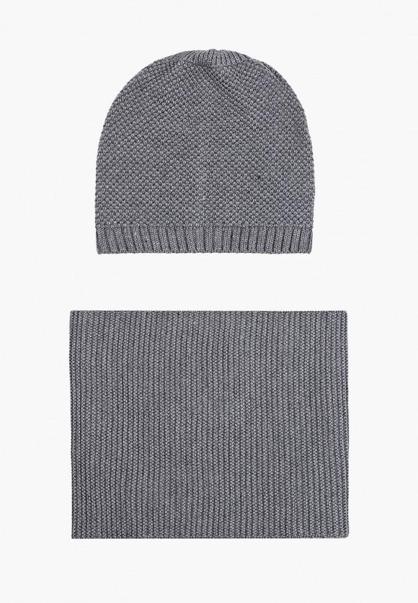 шарф tutu малыши, серый