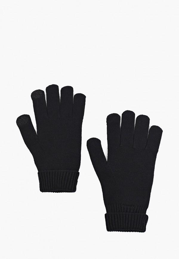 женские перчатки pieces, черные