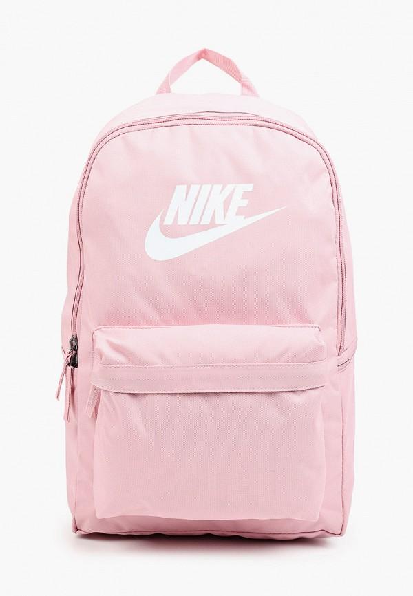 женский рюкзак nike, серебряный