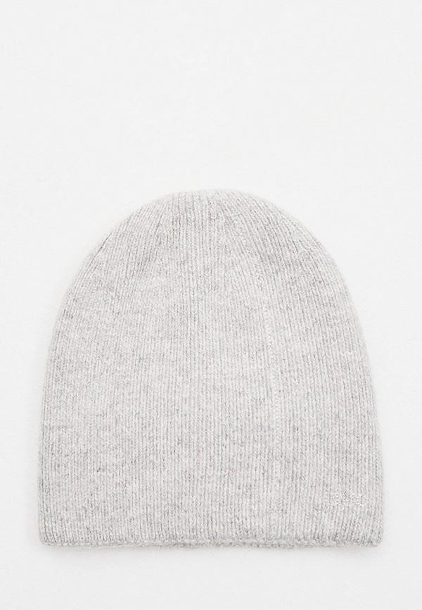 женская шапка liu jo, серая