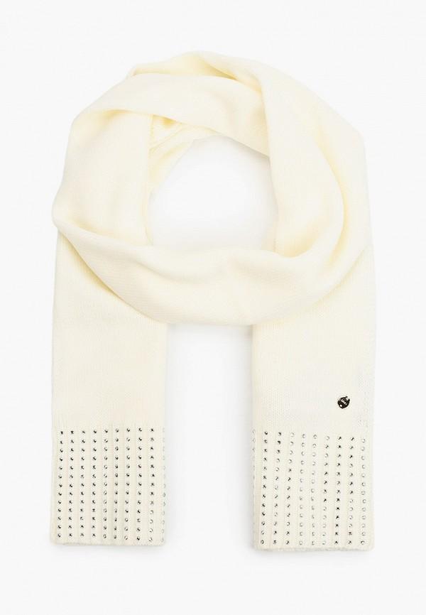 женский шарф liu jo, белый