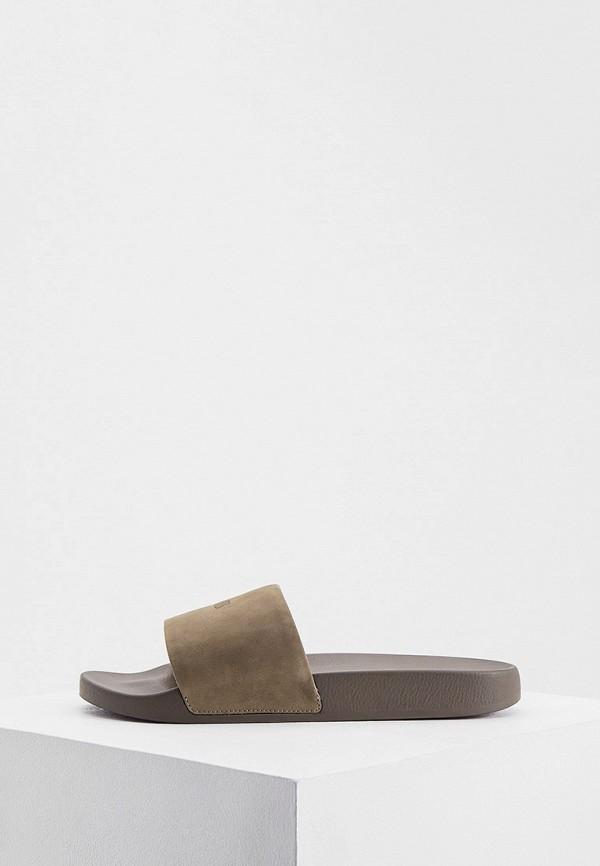 мужские сандалии allsaints, хаки