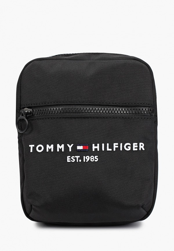 Сумка Tommy Hilfiger черного цвета