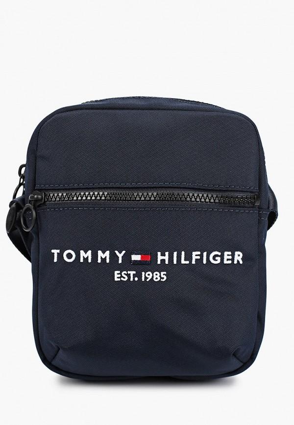 Сумка Tommy Hilfiger синего цвета