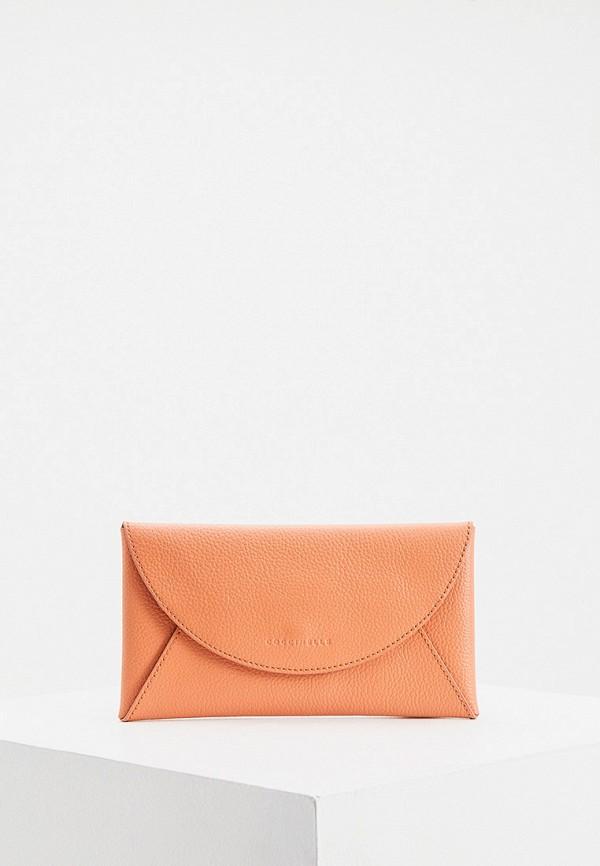 женский кошелёк coccinelle