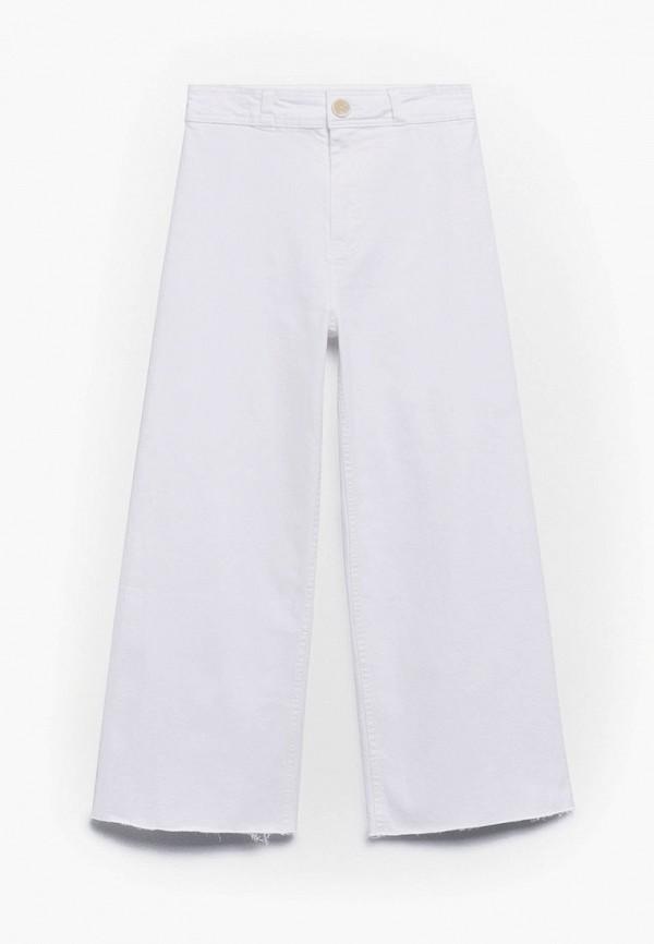 джинсы mango kids для девочки, белые