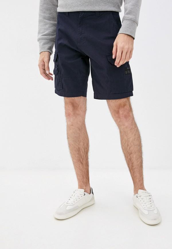 мужские повседневные шорты dissident, синие