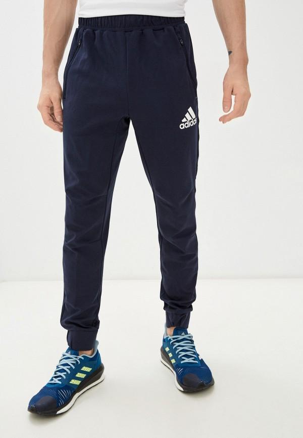 мужские спортивные брюки adidas, синие
