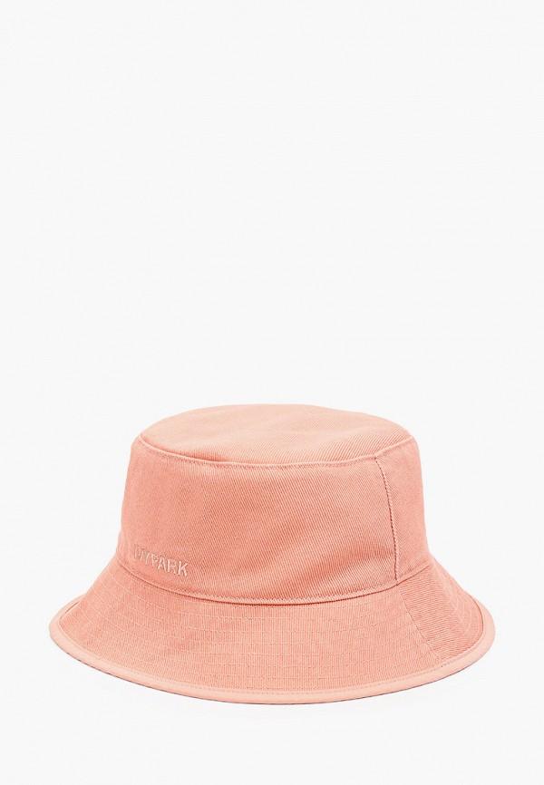 женская панама adidas, розовая