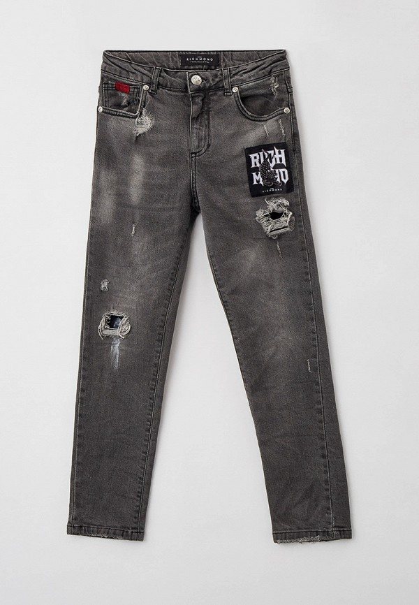 джинсы john richmond для мальчика, серые