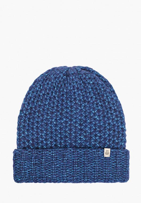 женская шапка roeckl, синяя