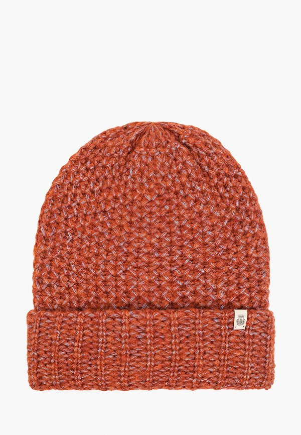женская шапка roeckl, коричневая