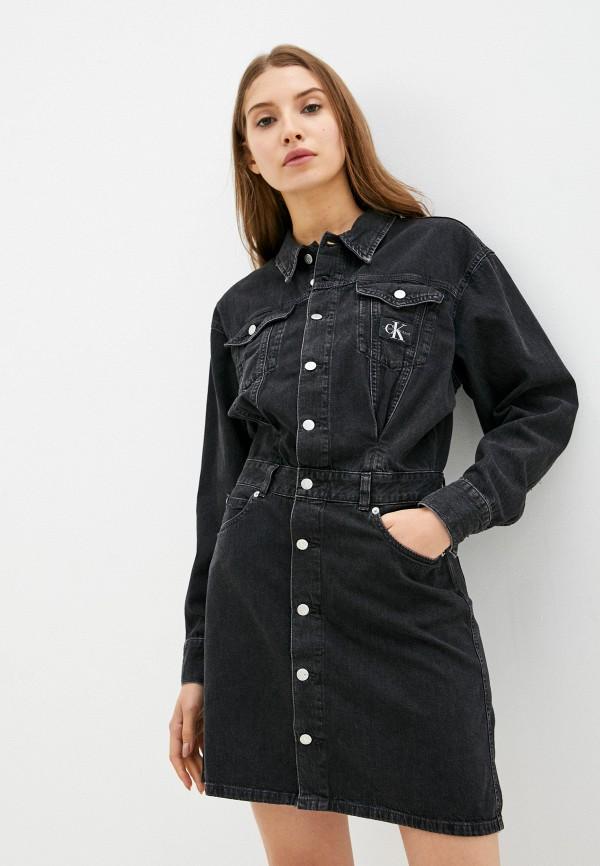 Платье джинсовое Calvin Klein RTLAAP811901INXS