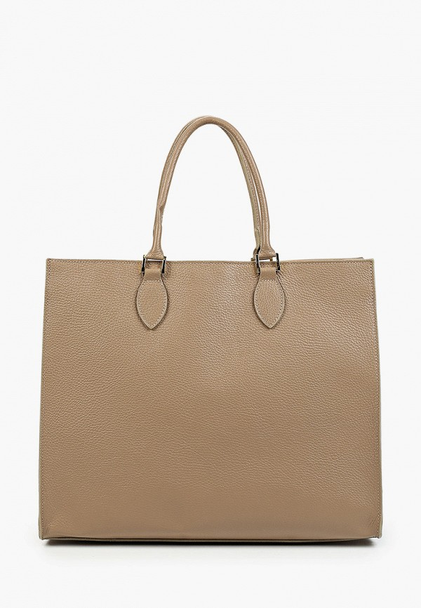 женская сумка через плечо kristy.x, коричневая