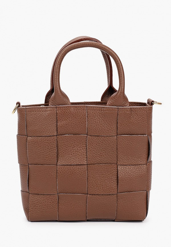 женская сумка kristy.x, коричневая