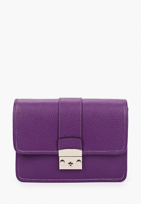 женская сумка kristy.x, фиолетовая