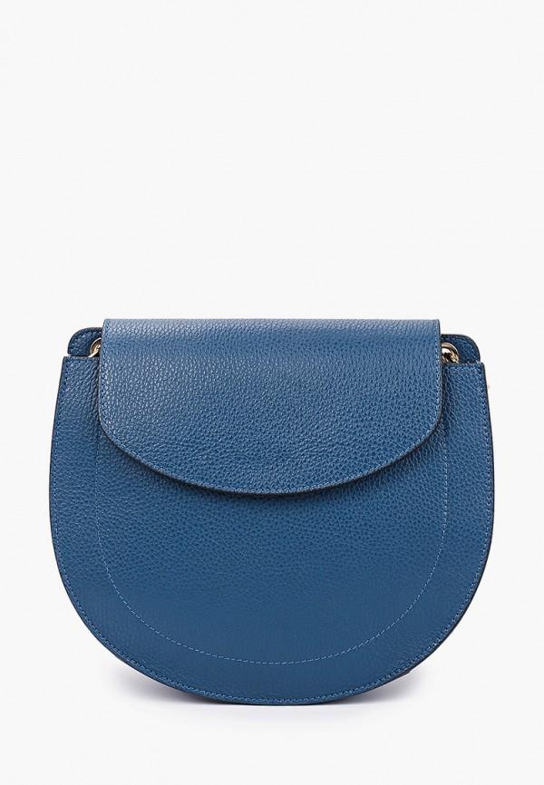 женская сумка lamania, синяя