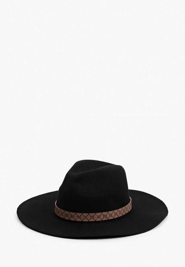 женская шляпа river island, черная