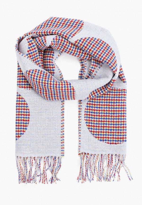 женский шарф max&co, голубой