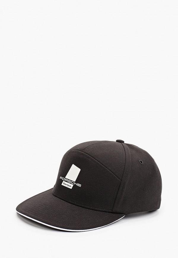 Бейсболка PUMA черного цвета