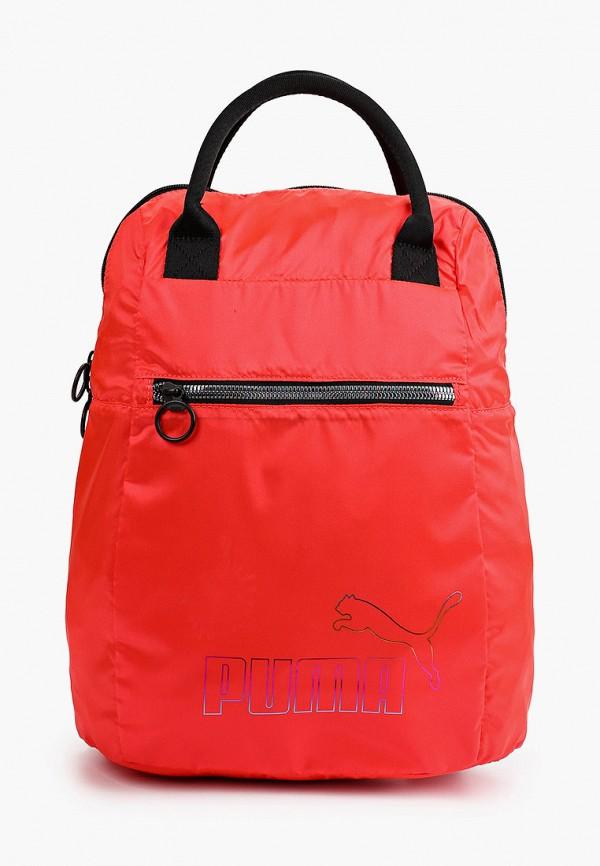 Рюкзак PUMA красного цвета