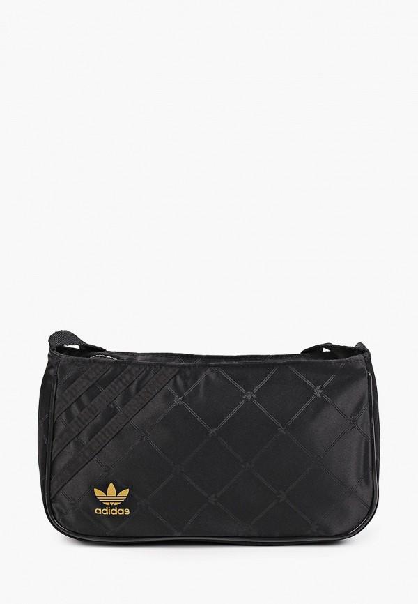 женская сумка adidas, черная