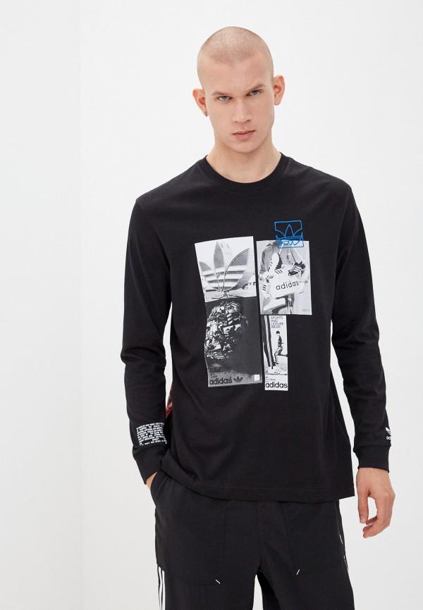 Лонгслив adidas Originals H13518 фото