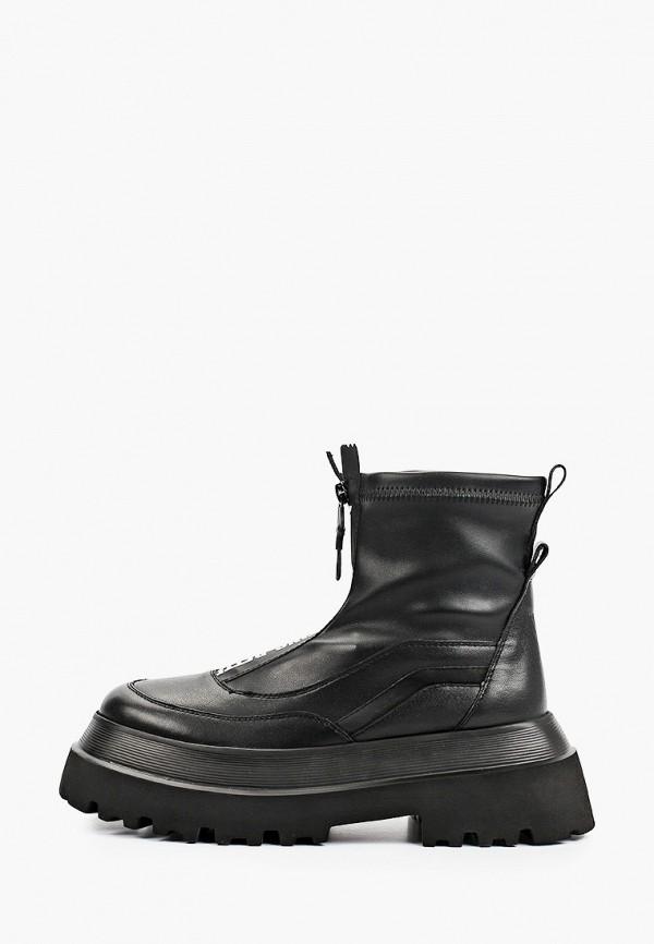 Ботинки B2B Black to Black RTLAAQ047101R400