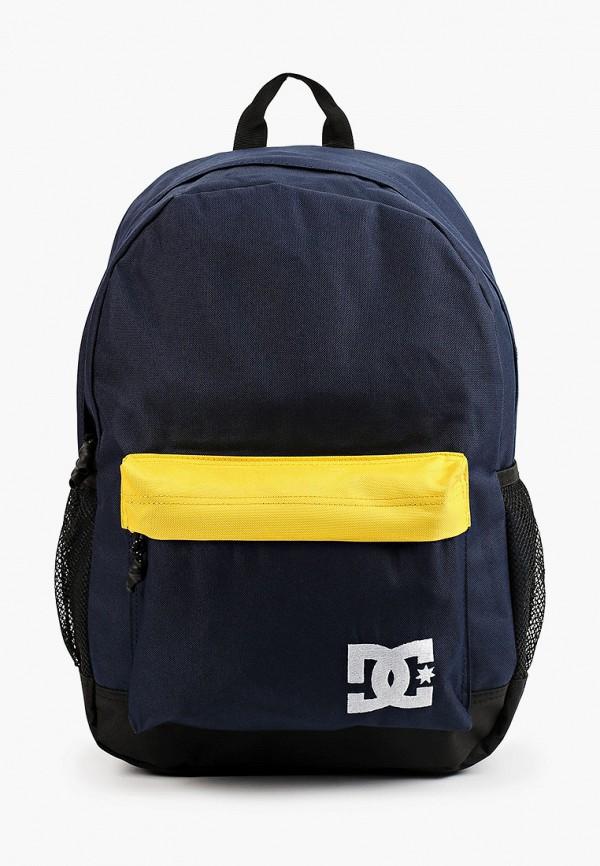 мужской рюкзак dc shoes, синий