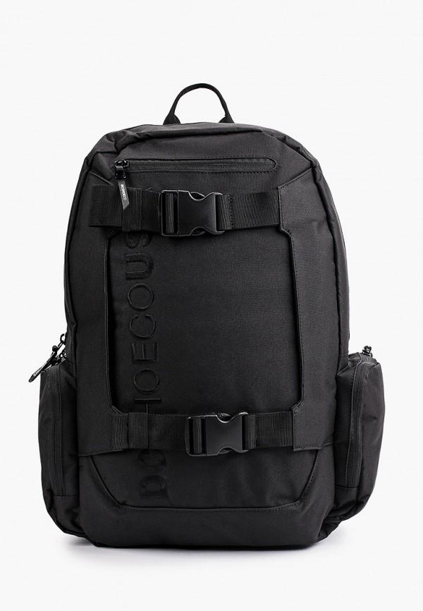 мужской рюкзак dc shoes, черный