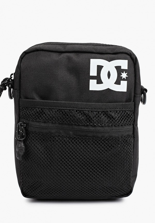 мужская сумка dc shoes, черная