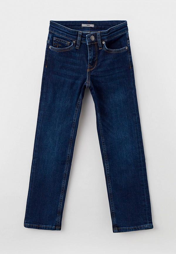 джинсы mexx для мальчика, синие