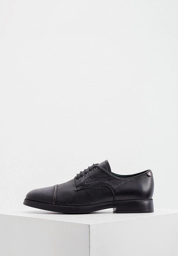 мужские низкие ботинки pakerson, черные