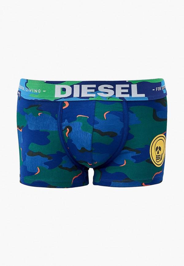 мужские трусы-боксеры diesel, разноцветные